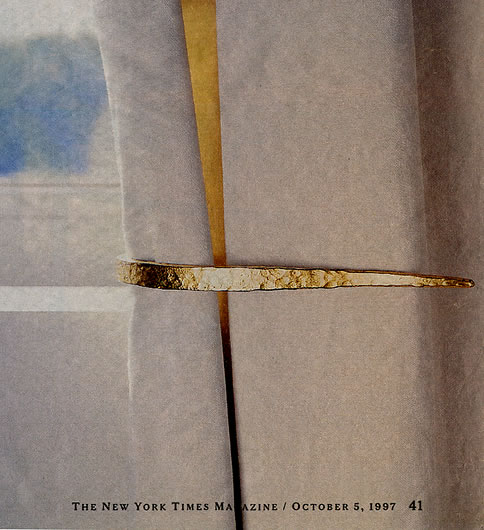 Gold Curtain Tie-Backs